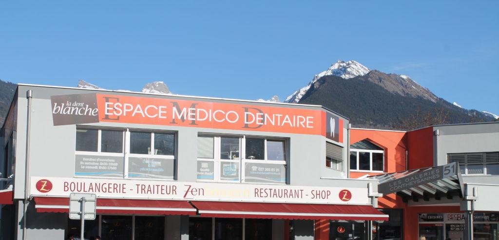 Locaux EMD La Dent Blanche